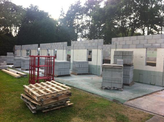 Building Walls 1