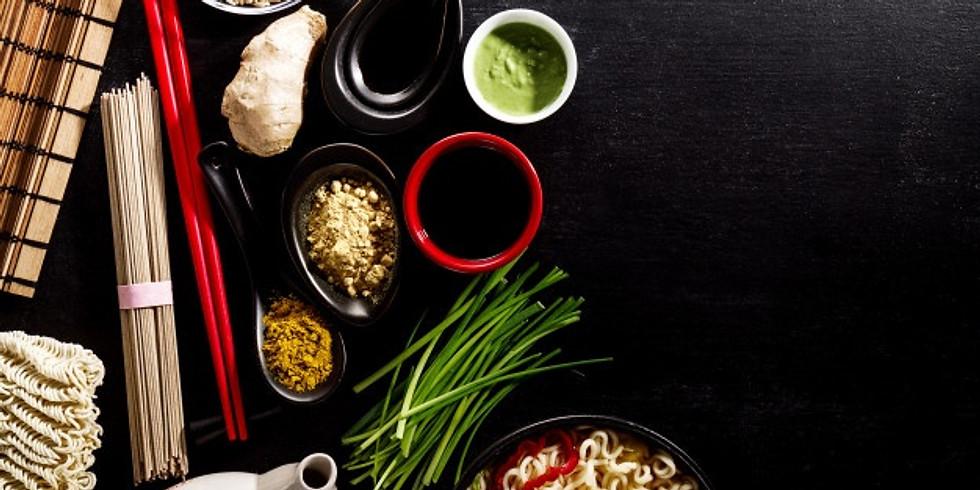 Kulinarische Reise um die Welt Teil 1: Asien