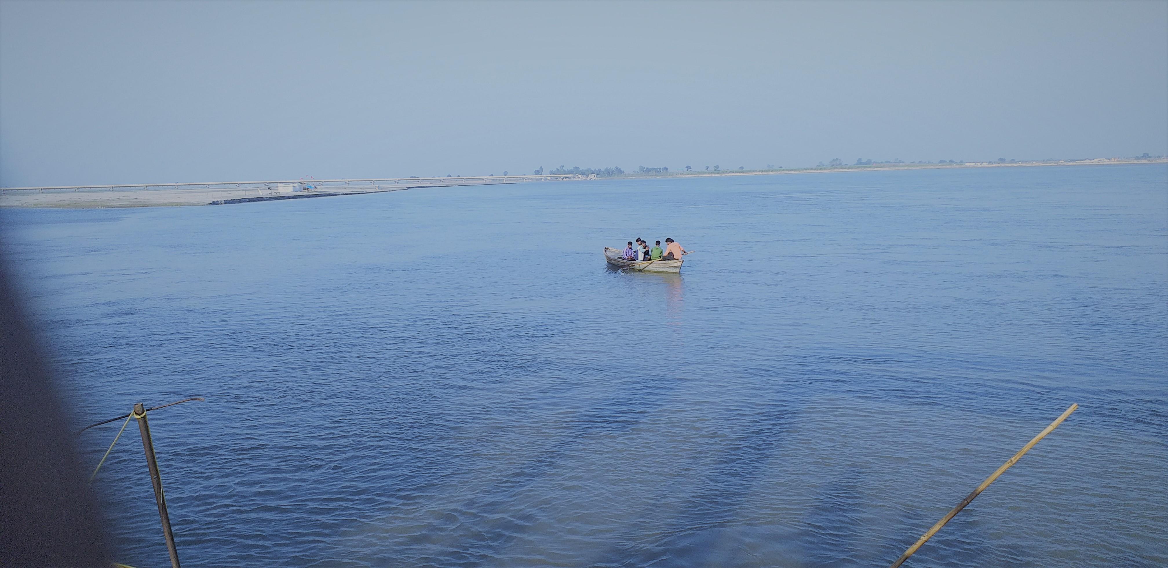 Banaras Ganges