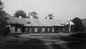 Taylor Tripp historic restoration Văleni Manor garden and landscape design