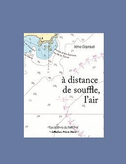 A distance de souffle, l'air