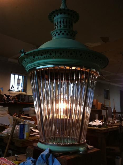 Copenhagen Street Lights, Repurposed