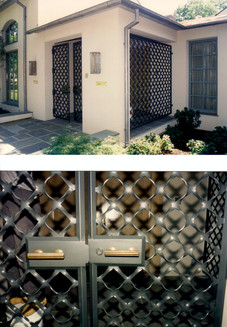 Entry Gates and Grills