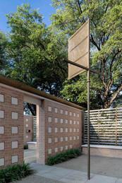 Columbaria Windvane, Max Levy Architect