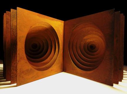 """Hole Book"" Linnea Glatt/Jim Cinquemani"