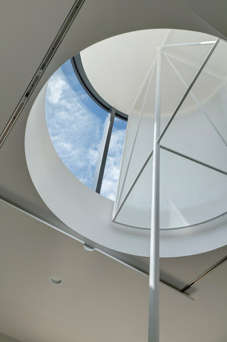 Stretto House Light Sail, Max Levy Architecture