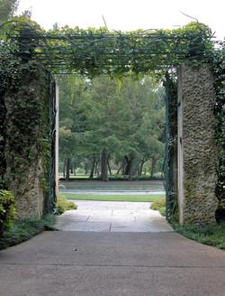 """""""Mimi's Garden"""" Entry Gates/Trellis"""