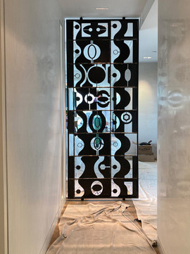 Salka Residence, Contemporary Grille, Dining
