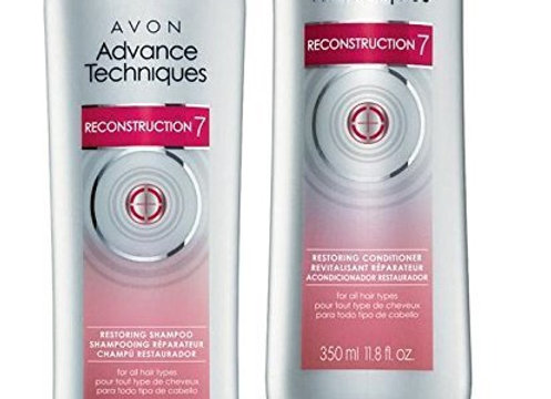 Avon Advance Techniques Reconstruction Range Shampoo & Conditioner