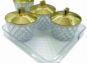 Jaypee plus Jar set with tray