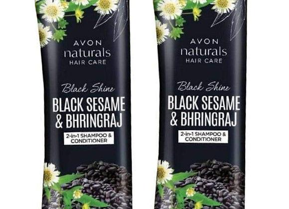 Avon Naturals Blackshine Shampoo