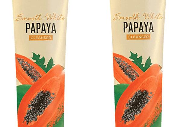 Avon Naturals Papaya Whitening Cleanser (set of 2 of 100 ml each)