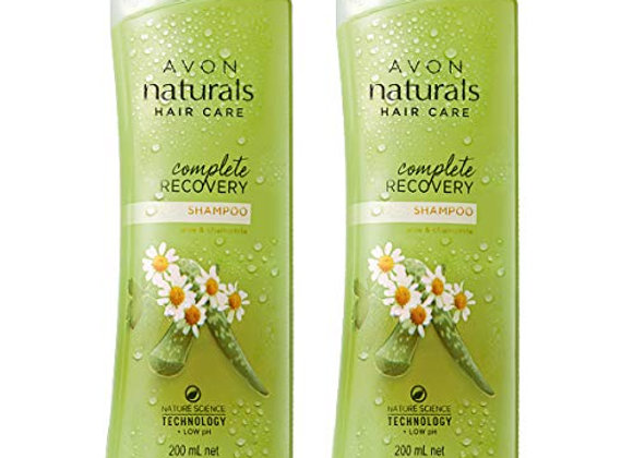 Avon Naturals Complete Recovery Shampoo