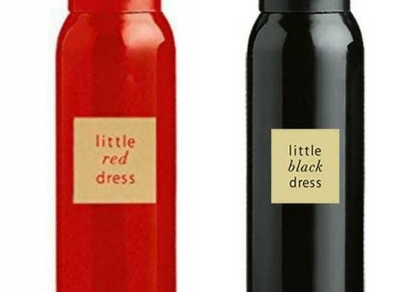 Avon Little Black Dress & Little Red Dress Body spray/ Deodorant (Combo)