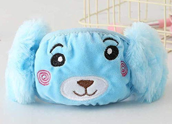 Today Fashion Kids Warm mask (Blue)