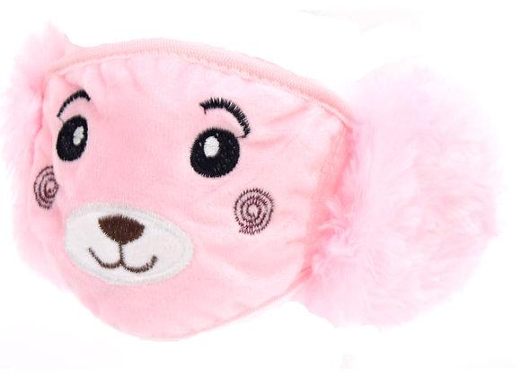 Today Fashion Kids Warm mask (Baby pink)