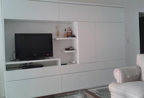 Mueble funcional para TV