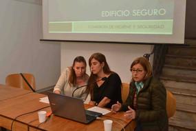 Presentación del trabajo de Comisiones del Colegio de Arquitectos Distrito 2 Rosario