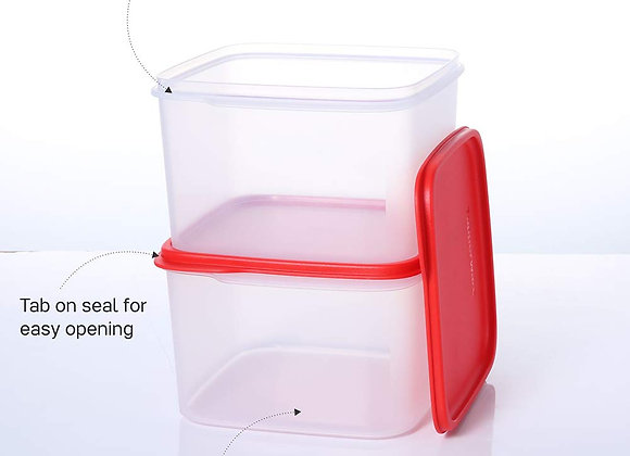 Tupperware Dry Storage Smart Snack Pulses Lentils Storer # 2.5l 2pc