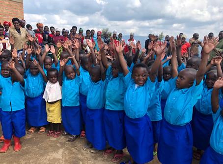 Porridge Against Poverty - Winning Against Malnutrition in Rwanda.
