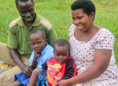 Healthy Mums Program (HMP) launch in Kibungo