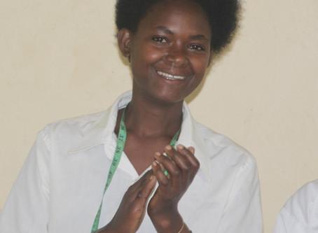 New Sewing School established in the rural communities of Rwanda.