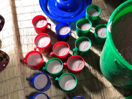 Taba Porridge Program Decreases Child Malnutrition