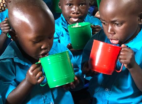 Taba Porridge Program Expands to Five New Centres