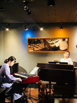 2018/3/17@Organ Jazz 倶楽部