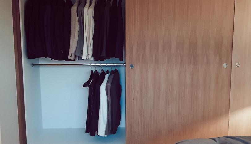 Måltilpasset garderobe