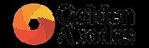 Golden Abodes black logo.png