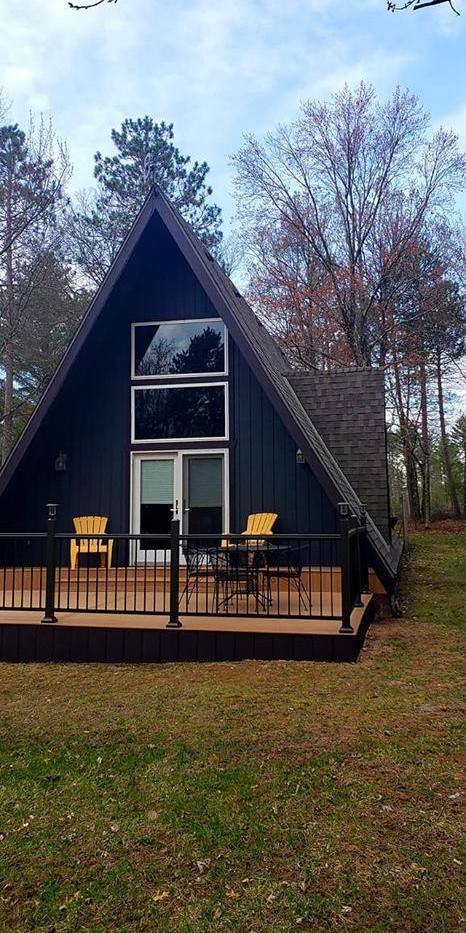 The Loft (A-Frame Cottage)