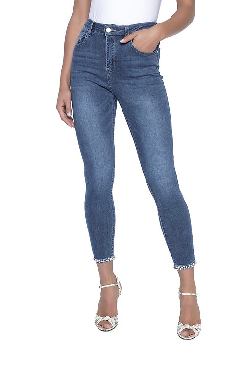 FL Bow Jeans