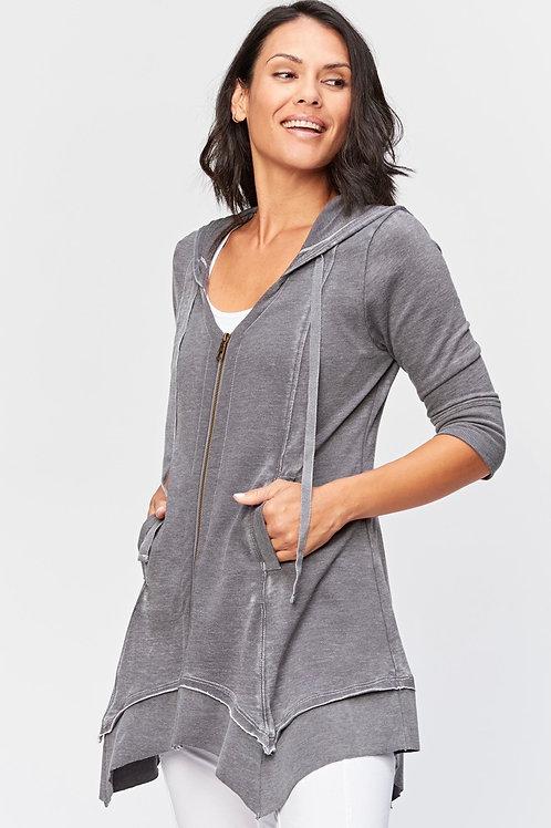 Comfy Zipper Jacket