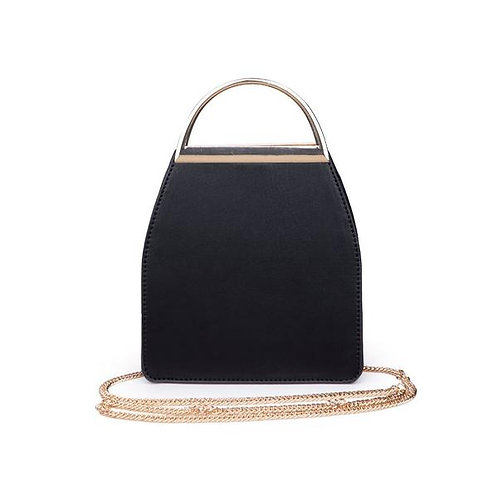 Crossbody Handbag-Black