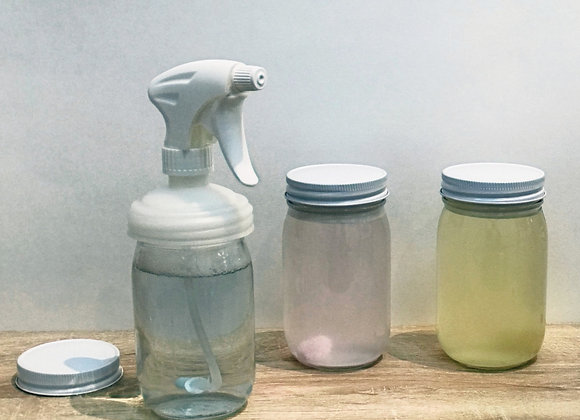 Bulk Household Cleaners: Multipurpose, Bath, and Window