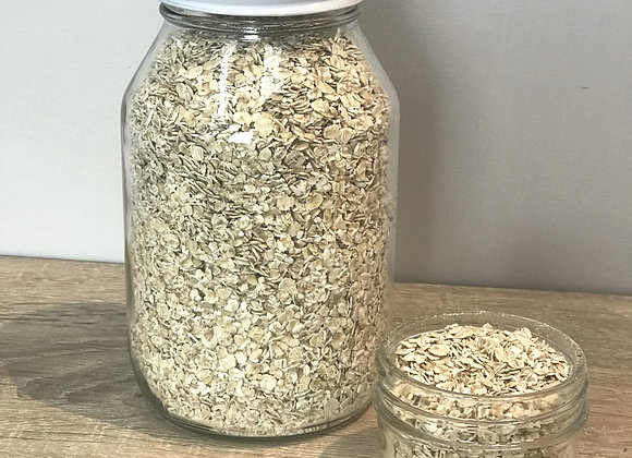 Oatmeal - Natural Quick Rolled Oats