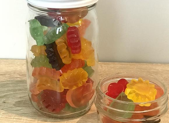 Awesome Blossom - Natural Gummy Fruit Snacks