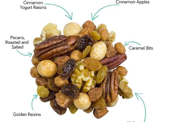 Apple Crisp Snack Mix