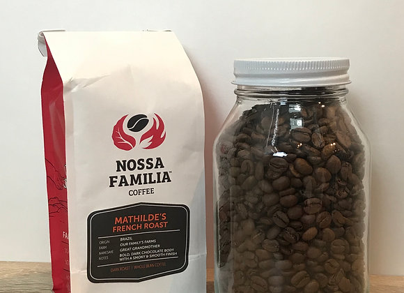 Coffee - Whole Beans by Nossa Familia