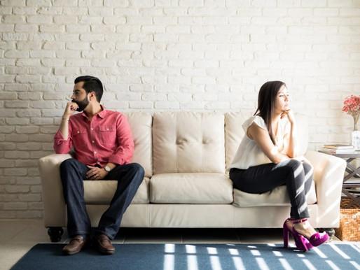 Die Trennung von Partnerschaften und die Paartherapie