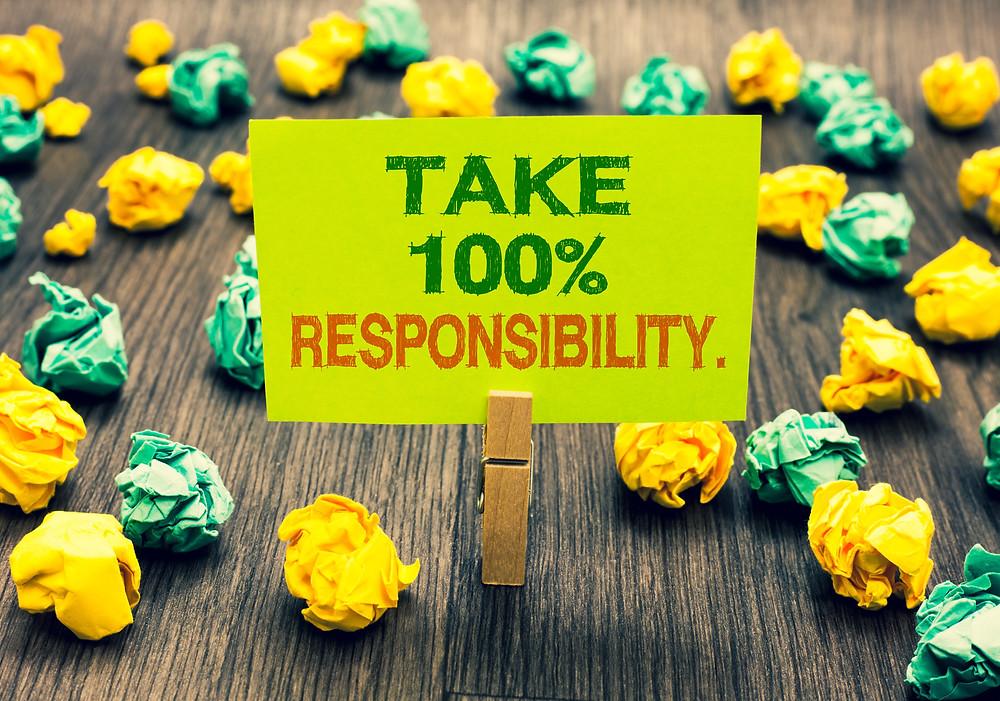 Verantwortung als erster Schritt zu Veränderung