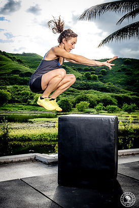 box jumps coach sarah bublavy crossfit i