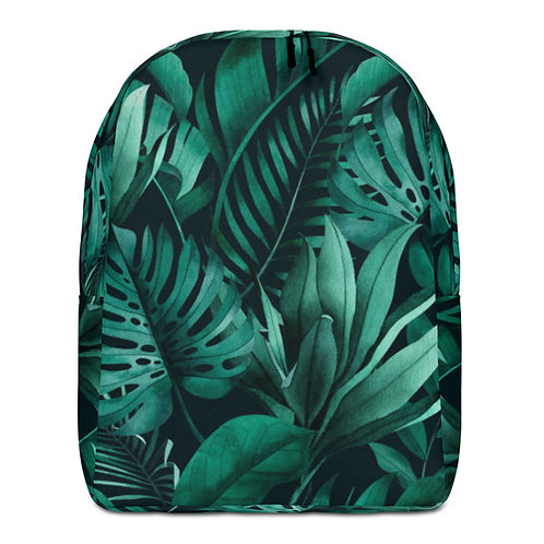 Tropical Minimalist Backpack