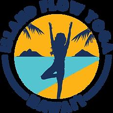 island flow yoga hawaii beach yoga