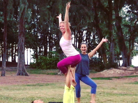 Yogini of the Month is...
