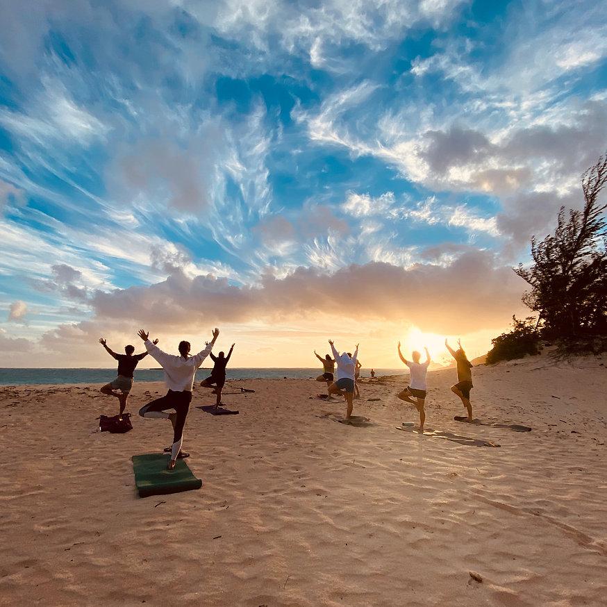 sunrise yoga kailua beach hawaii.jpg