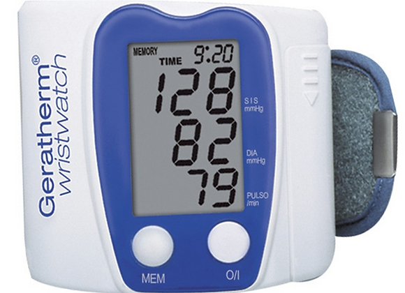 Monitor de Pressão Wristwatch