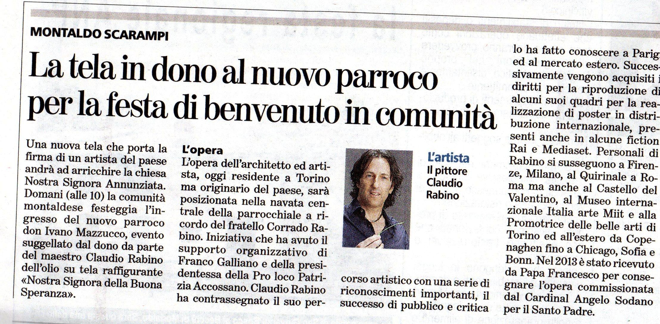 stampa La Madonnina
