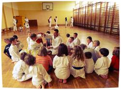 treningi wodoryu karate